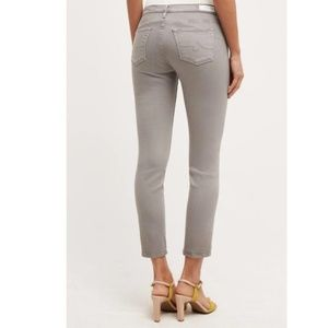 Ag Adriano Goldschmied Jeans - Anthropologie AG The Stevie Ankle Zip